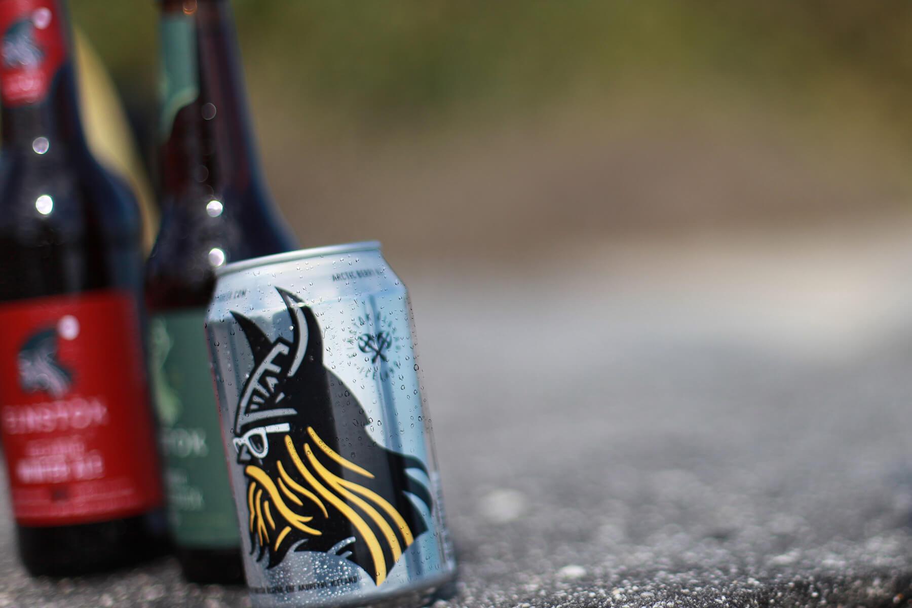 Einstök Brewery Slide