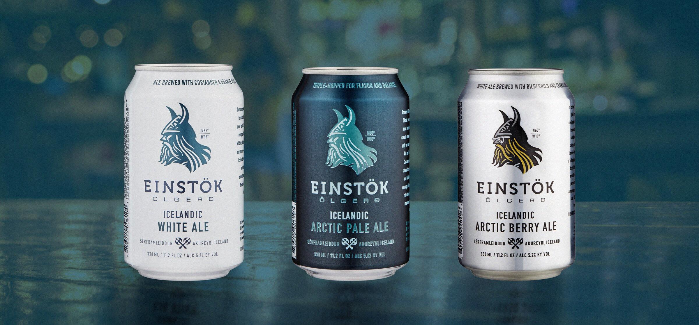 Einstok Cans