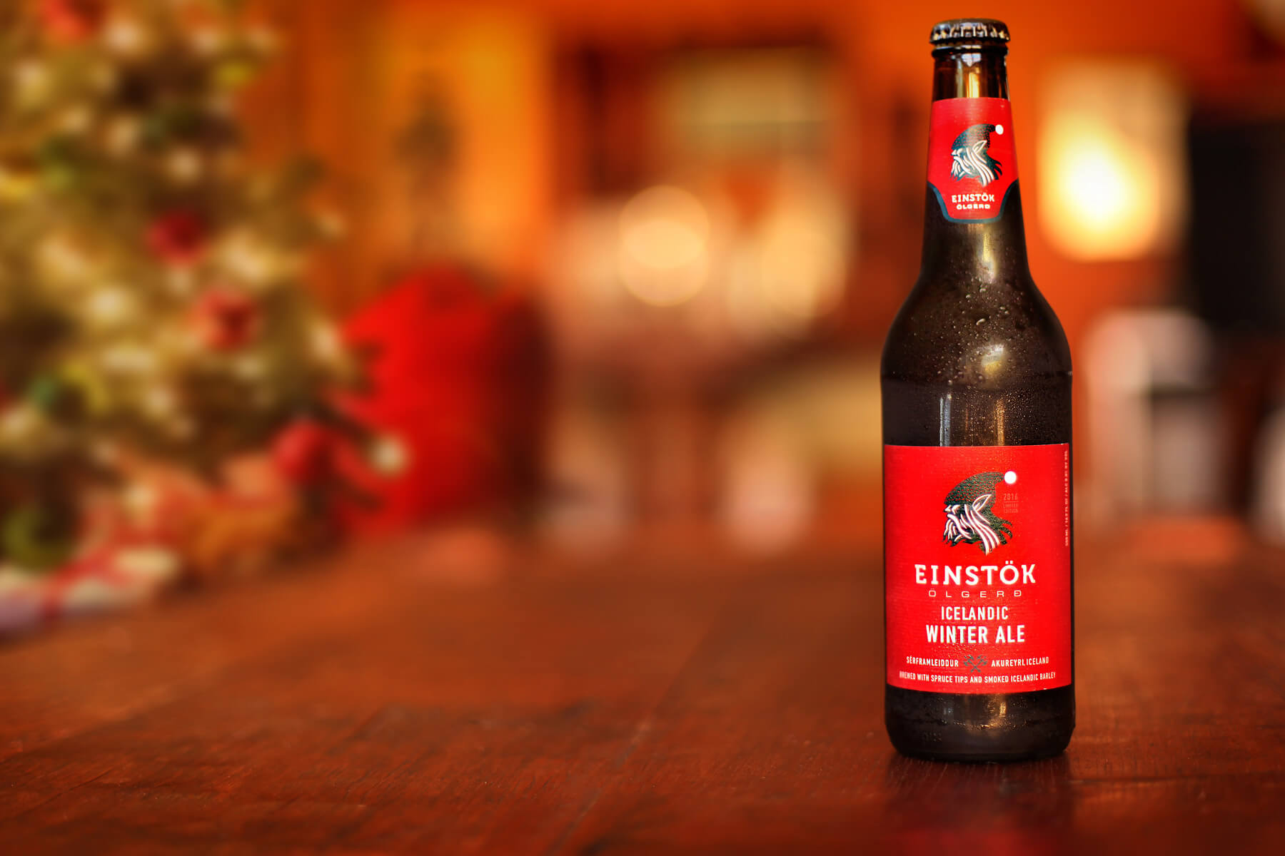 Einstök Ölgerð Launches New Vintage-Dated Winter Ale In U.S.