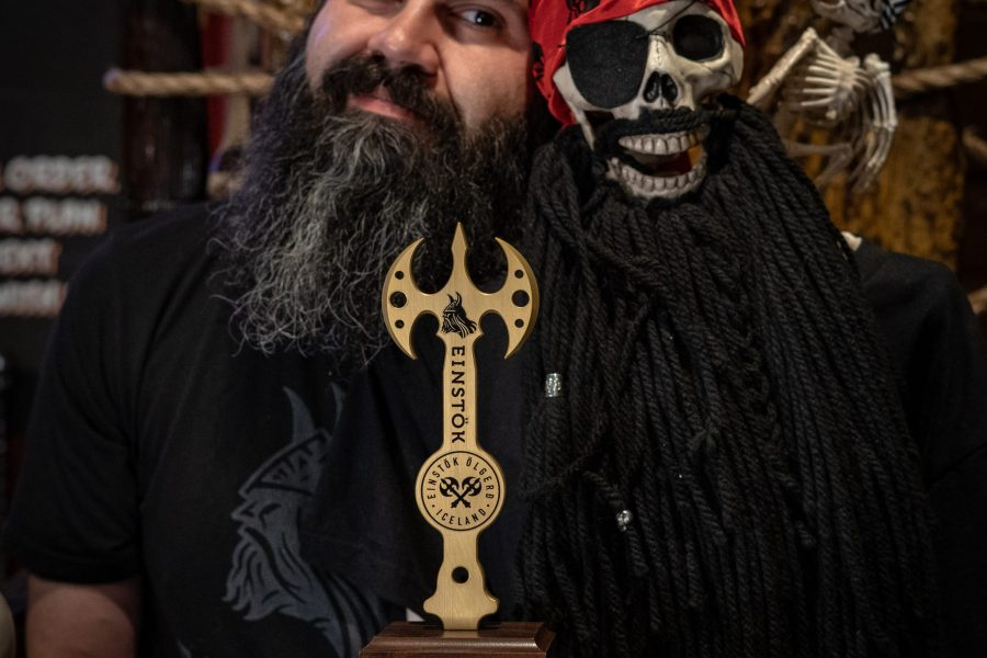 Arrr Congratulations to our Highest selling Independent Retailer of 2019 – Blackbeard's!